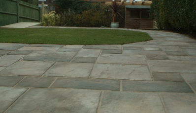 Landscape gardening solutions in Kent and London