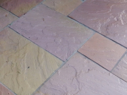 Sahara stone colour variation
